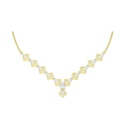 necklace gold designs for women