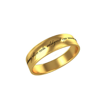 one ring to rule them all replica
