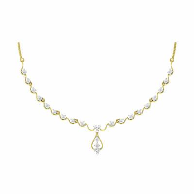 bridal gold necklace sets online