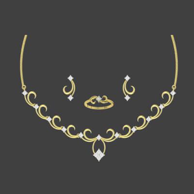 bridal gold necklace designs catalogue