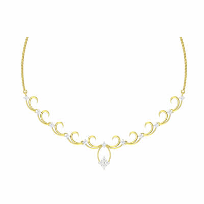 bridal necklaces for sweetheart neckline