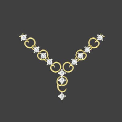 bridal gold necklaces designs