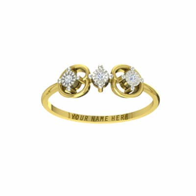 couple rings for engagement with price