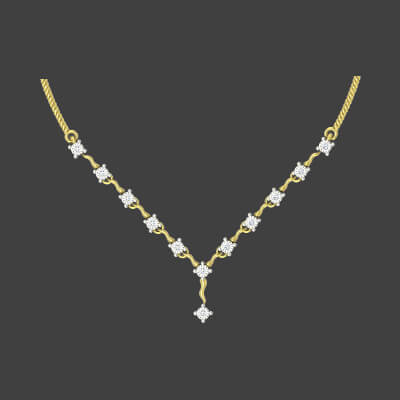modern bridal necklace designs