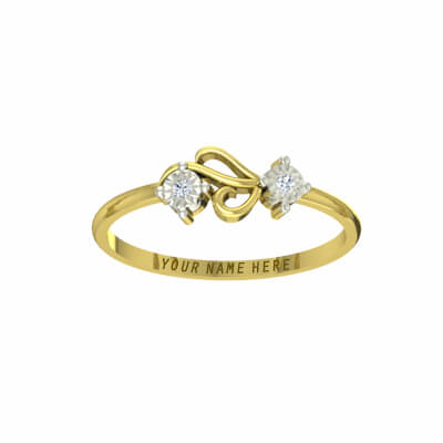 gold engagement ring designs for male