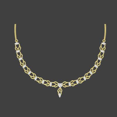 diamond necklace pendant designs