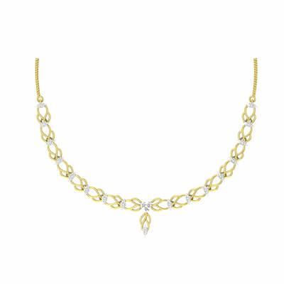royal diamond necklace