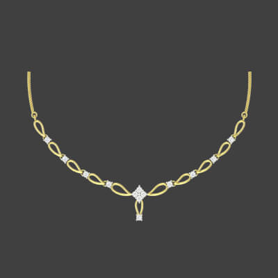 latest gold pendant set designs