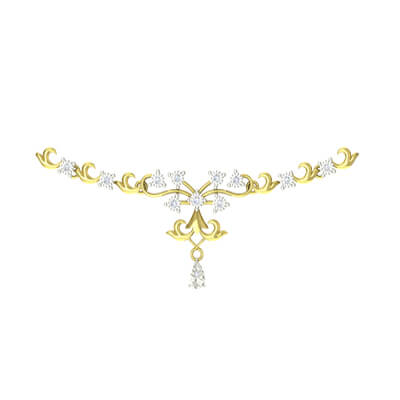 gold necklace for women wedding indian