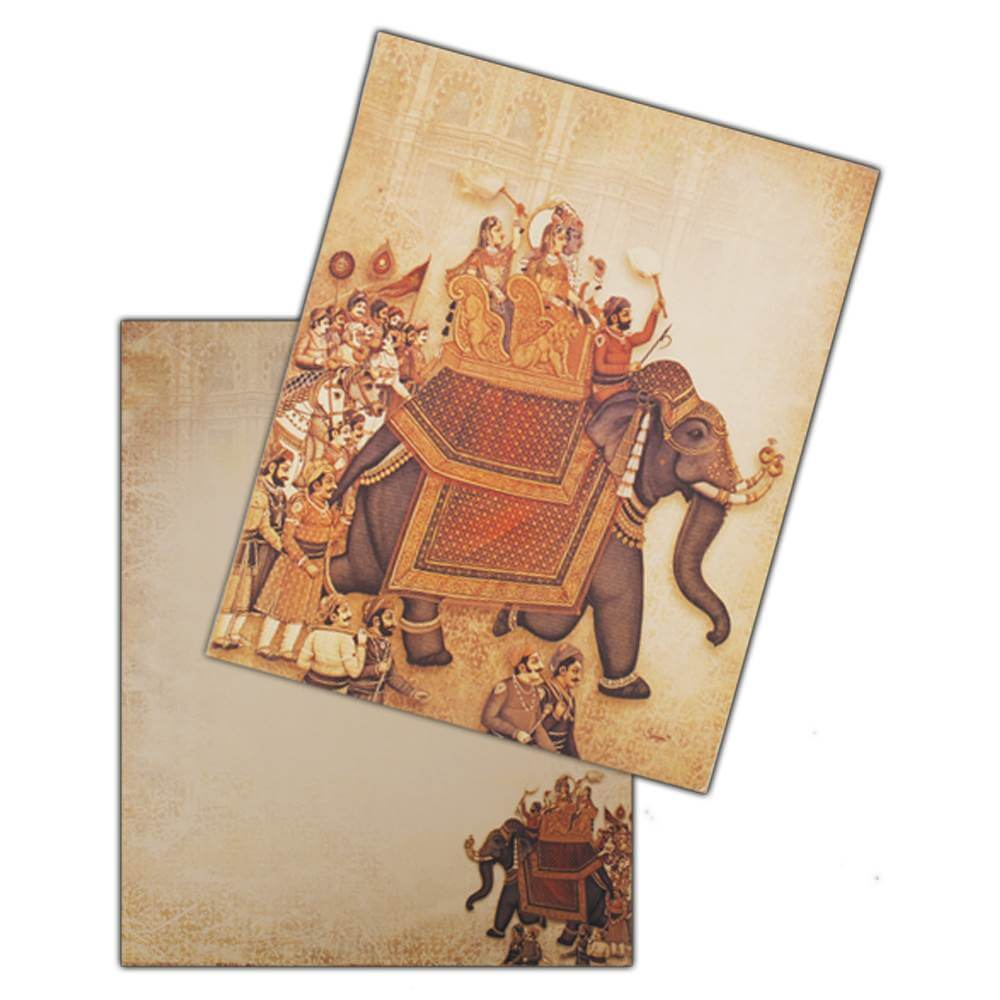 King of card - wedding cards
