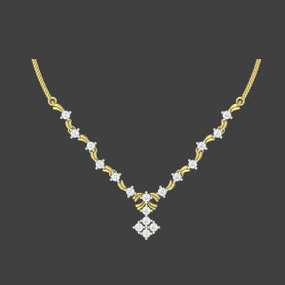 gold wedding necklace designs