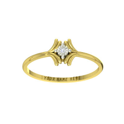ring designs for female in gold