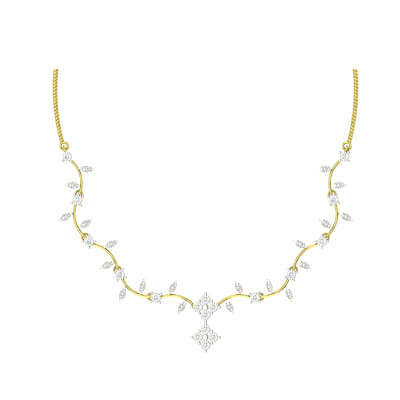 indian gold necklace designs with price