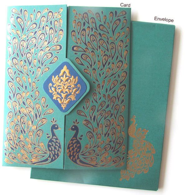 Regal cards - marriage invitations