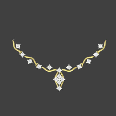images of gold necklace designs