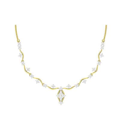 diamond necklace set online