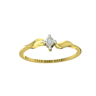 diamond ring designs for female