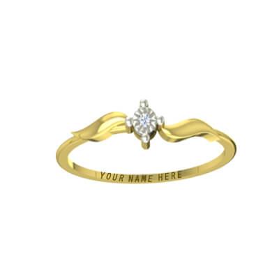 diamond ring designs for female