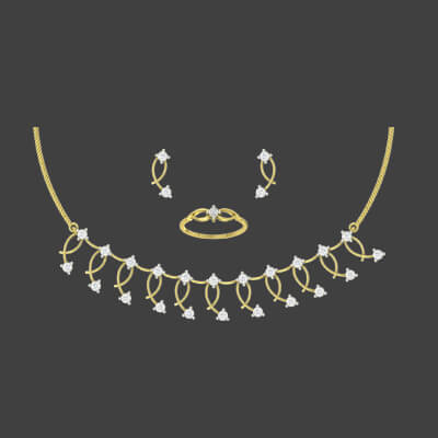 necklace designs for wedding