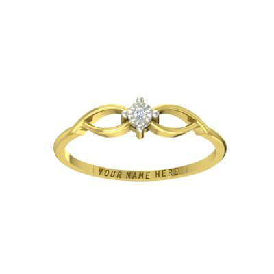 kerala style engagement rings