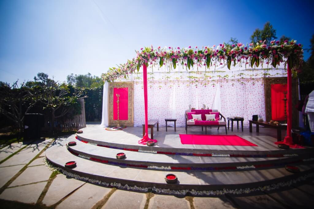 Temple Tree Leisure Bangalore marriage hall