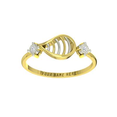 kerala style engagement rings for women