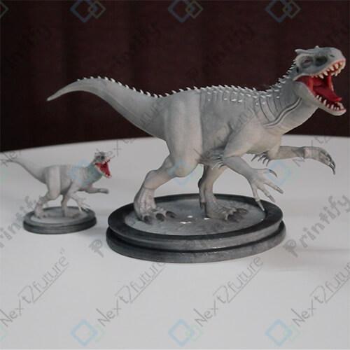 3D printed dinosor