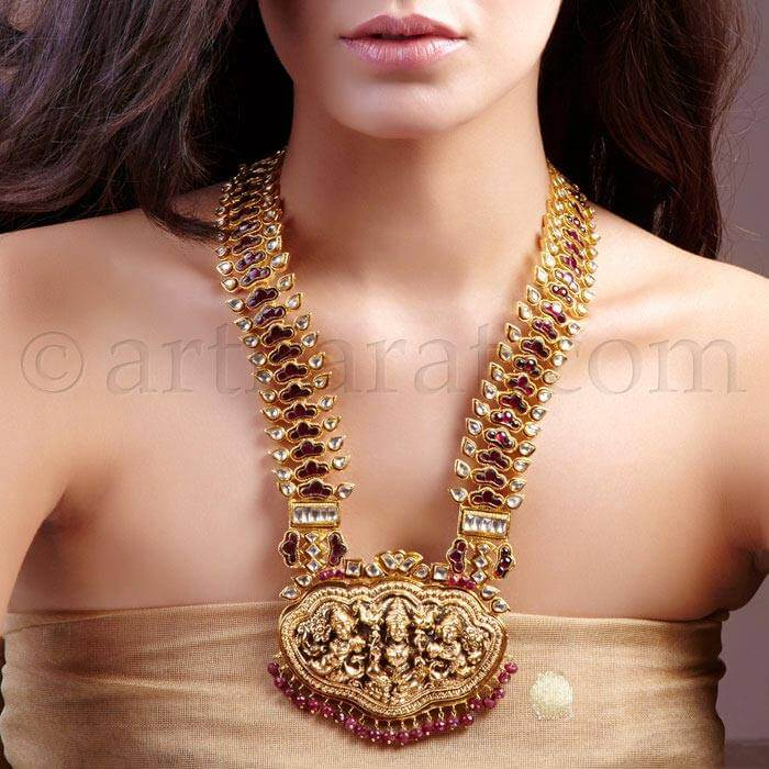 Asha Kamal Modi Jewellery designer