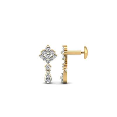 long drop earrings women