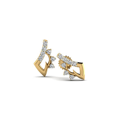 small stud earrings for women