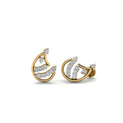 stud earrings for teenage girls