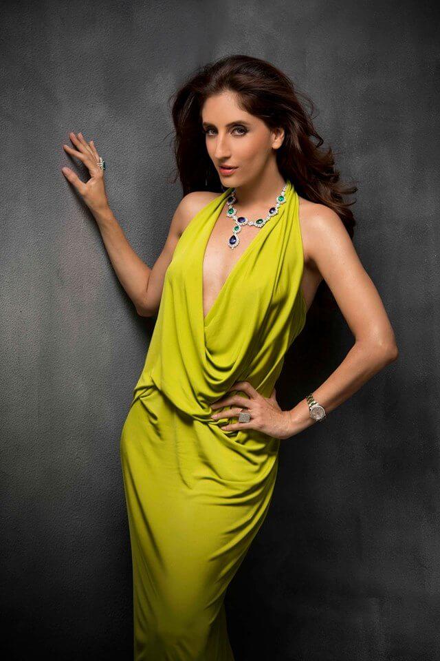 Farah Khan Fine Jewellery Designer