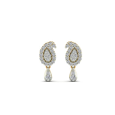 earring gold designs