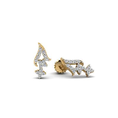 latest diamond earrings designs