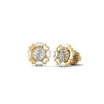 gold ear studs online