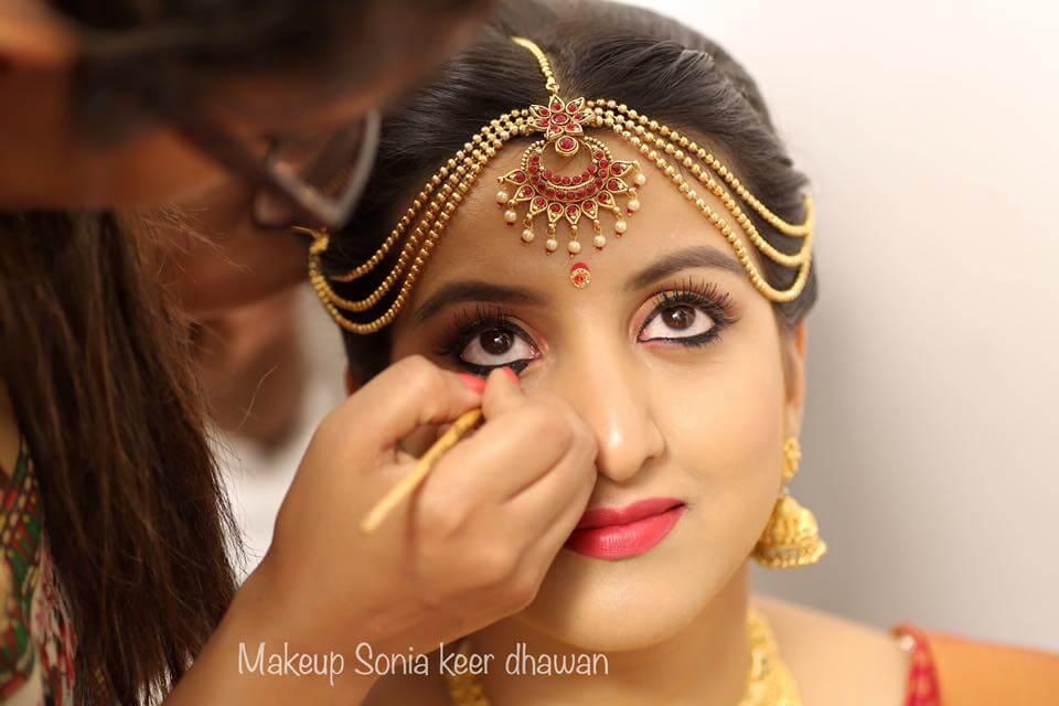 Makeup Artist -Sonia keer dhawan