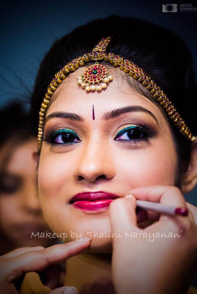Makeup profile by shalini narayanan