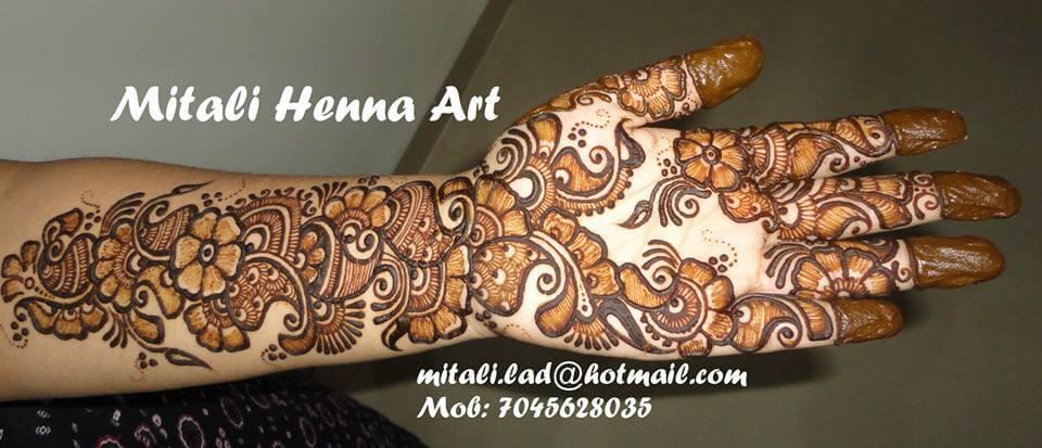 Mitalo Mehndi henna Artist mumabi