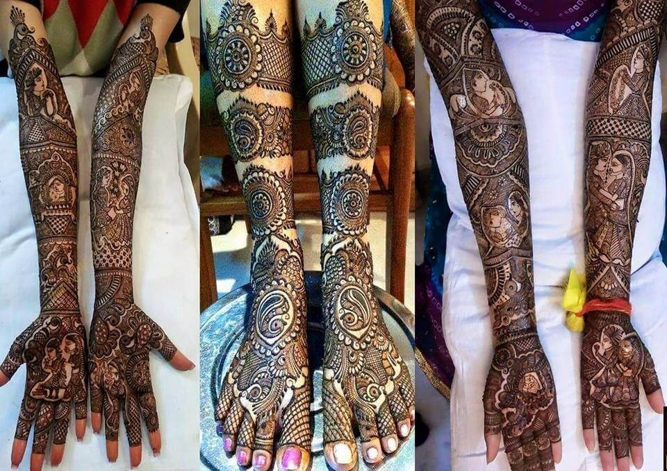 Bridal Mehndi Artist In Bangalore : Mumbai s best mehndi artists you should hire for your big day