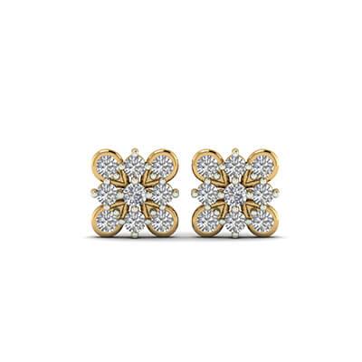 diamond earring studs sale
