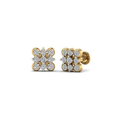 diamond stud earrings for sale