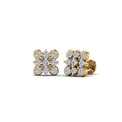 diamond studs on sale