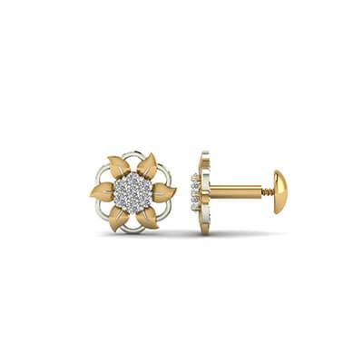 studs earrings for women