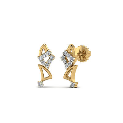 gold earrings latest designs