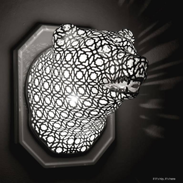 i materialise -3d printed bear
