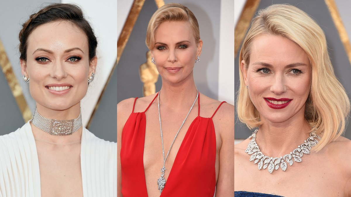 8 jewellery trends from oscar 2016 red carpet you d love for Jewelry at the oscars 2016