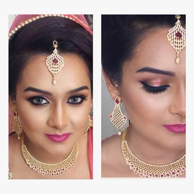 Ambreen Vikhar - Makeup artist