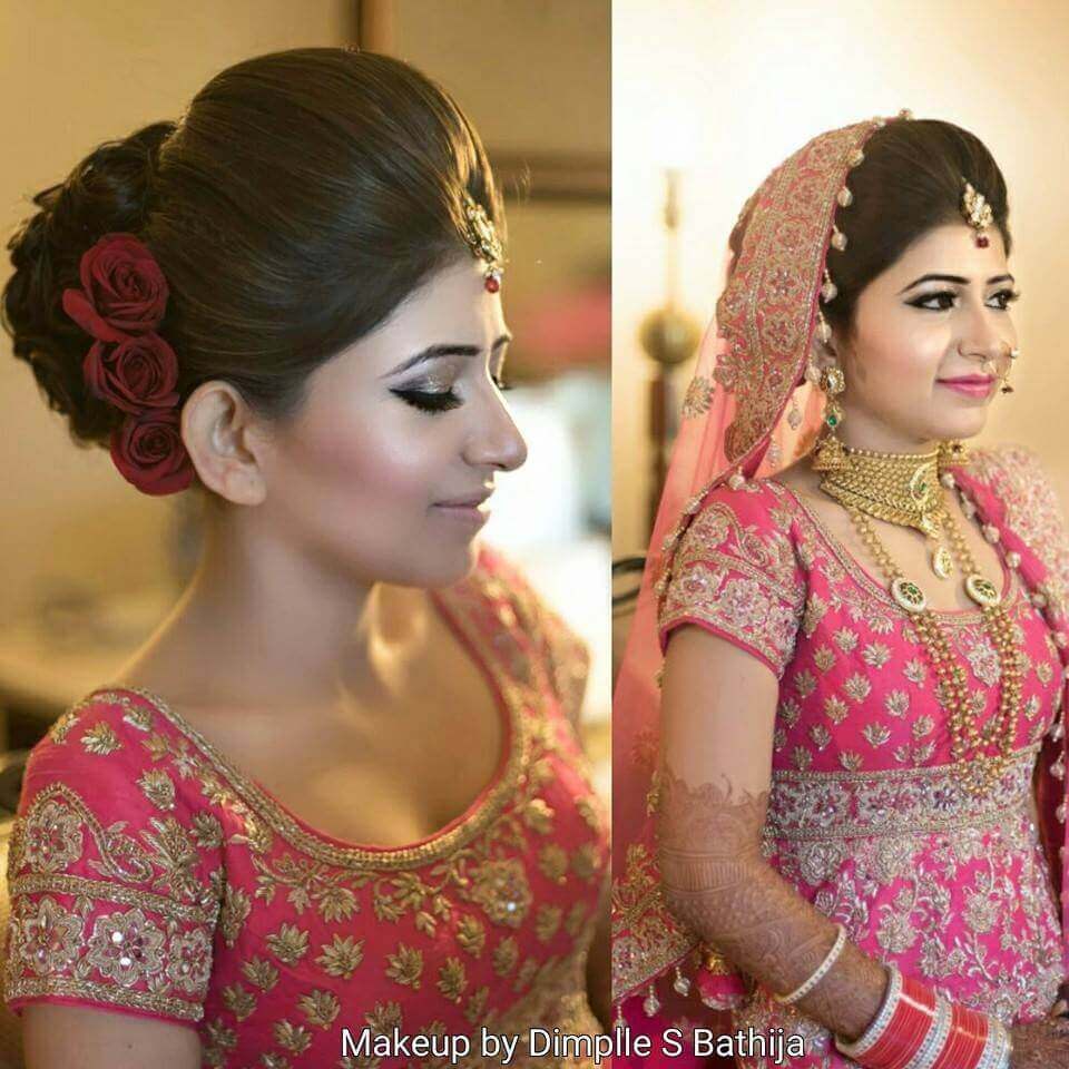 Make-Up Artist Dimple Bathija