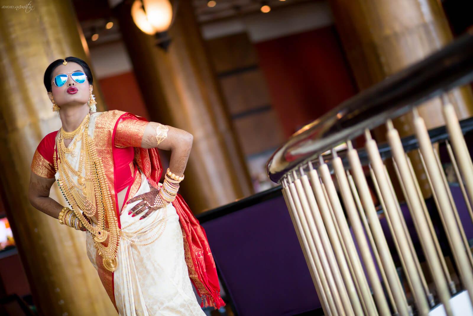 Namit wedding photographer