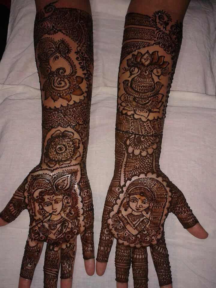 top 10 mehndi artists in hyderabad